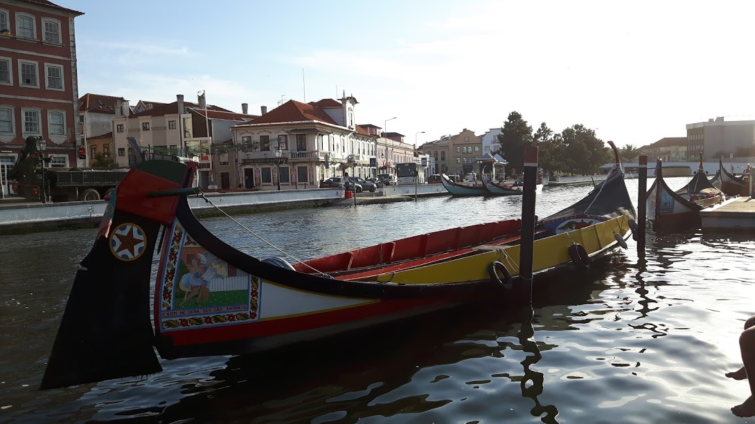 Aveiro portugal roadtrip venise