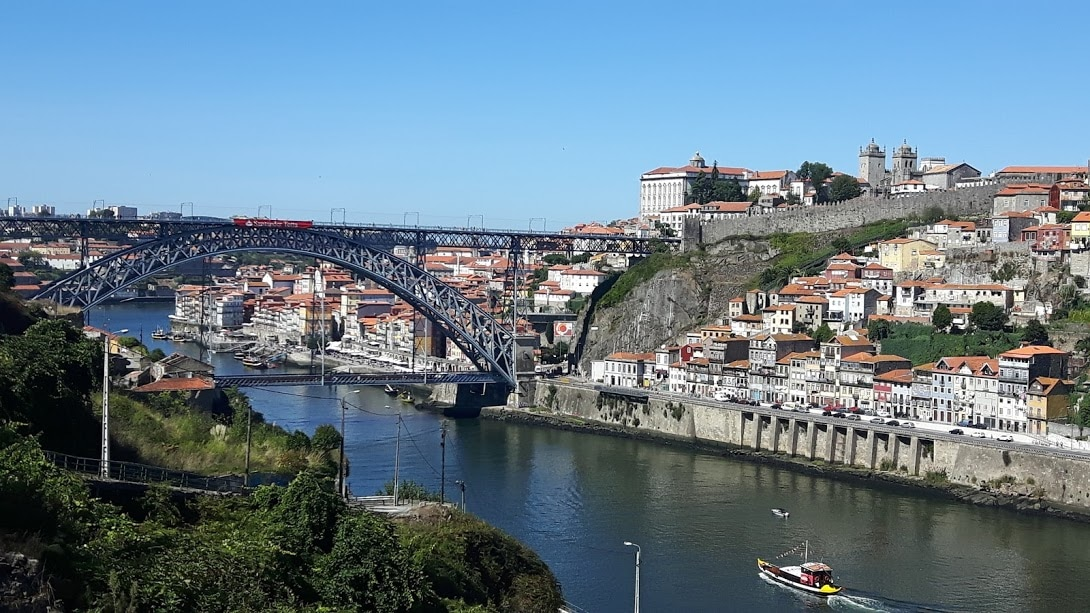 porto roadtrip portugal