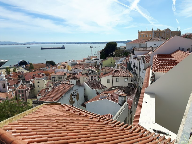 Lisbonne, roadtrip Portugal
