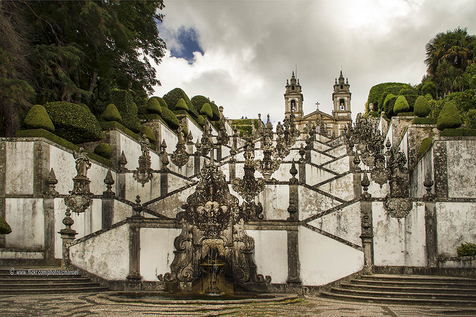 Braga roadtrip portugal